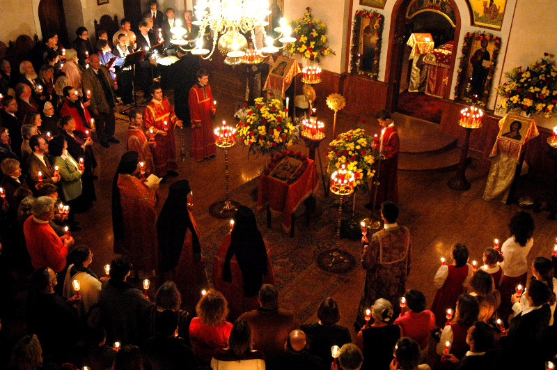Bilder zu: Byzantinische St.-Nikolaus-Kirche
