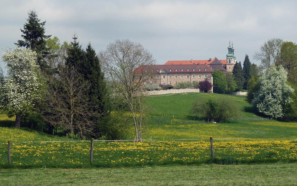 Bilder zu: Benediktinerinnenabtei St. Erentraud