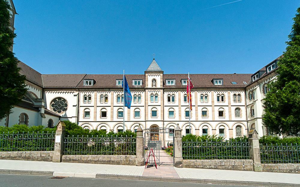 Bilder zu: St. Bonifatiuskloster – Gästehaus