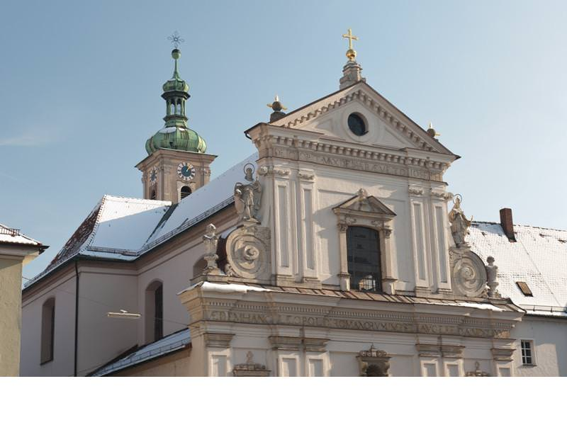 Bilder zu: Karmelitenkloster