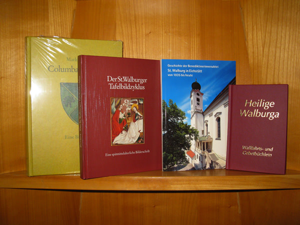 Bilder zu: Schriften aus der Abtei St. Walburg