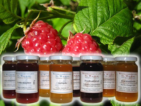 Bilder zu: Fruchtaufstriche und Konfitüren
