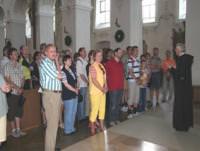 Bilder zu: Kirchen- und Klosterführung
