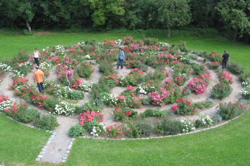 Freising-Labyrinth
