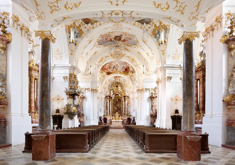 Bilder zu: Benediktinerabtei Schäftlarn