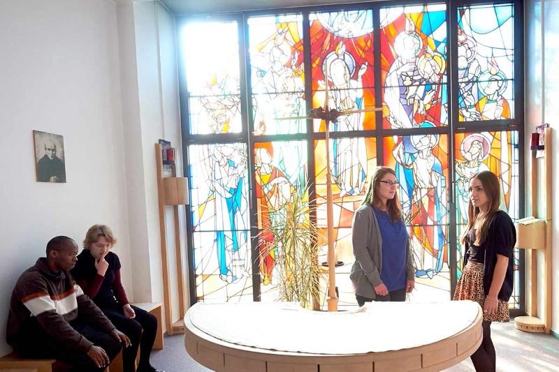 Vallendar-PTHV-Kapelle