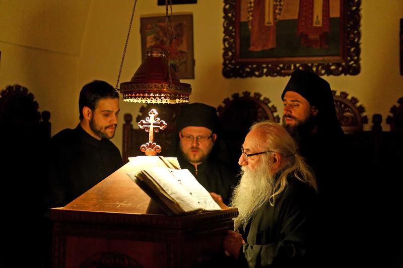 Bilder zu: Mönchsgesänge aus Niederaltaich