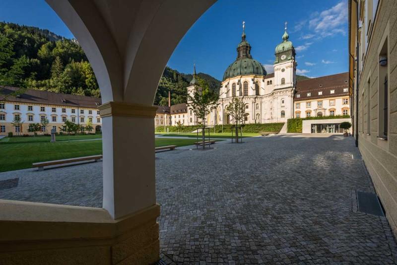 Bilder zu: Klosterbasilika Ettal