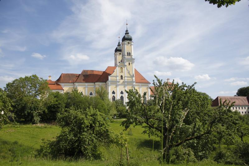 Bilder zu: Prämonstratenser-Kloster Roggenburg