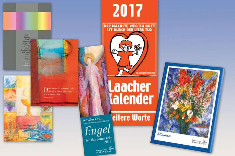 Bilder zu: Klosterverlag Maria Laach