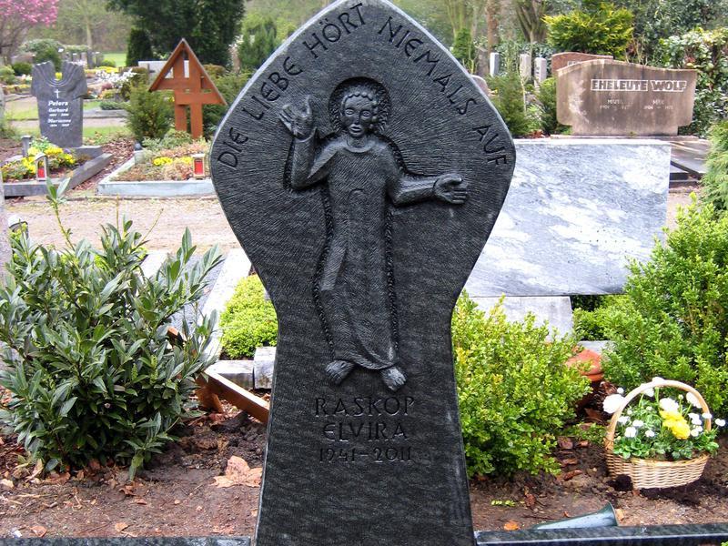 Bilder zu: Bildhauerei Maria Laach