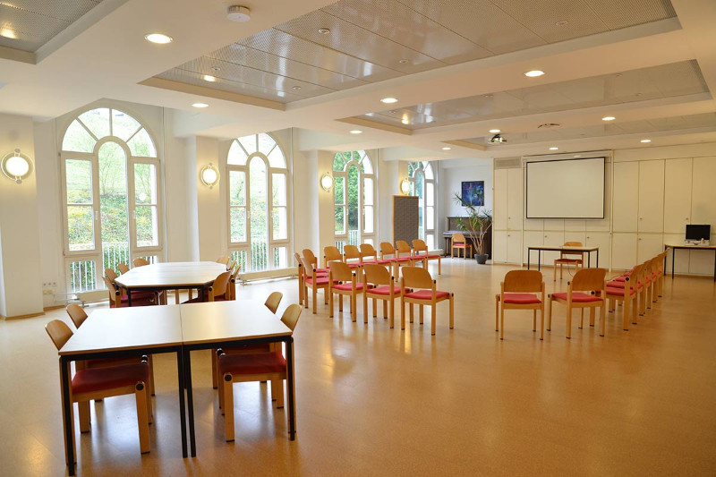 Bilder zu: Forum Vinzenz Pallotti, Vallendar - Gäste- und Tagungshaus der Pallottiner