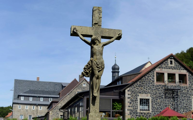 Bilder zu: Exerzitien und Besinnungstage im Kloster Kreuzberg