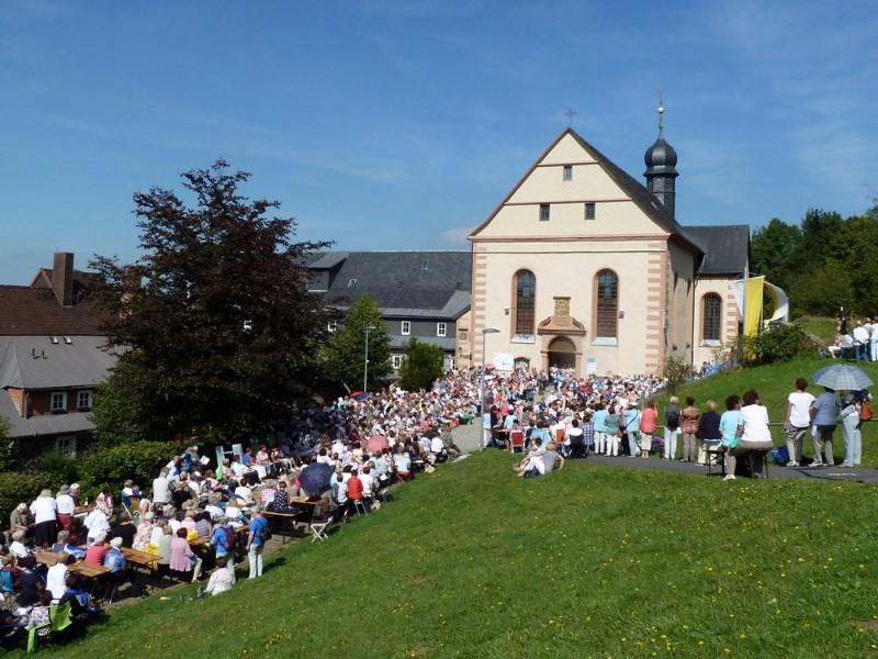 Bilder zu: Kloster Kreuzberg/Rhön