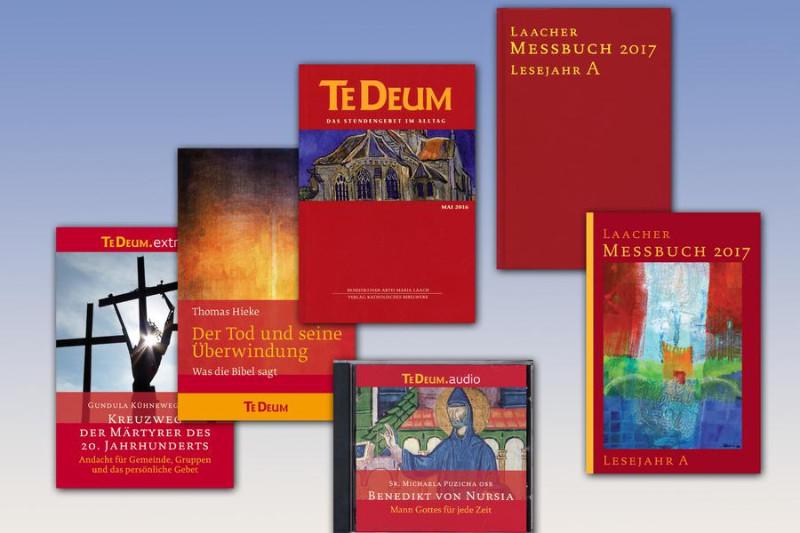 Bilder zu: TEDEUM. Das Stundengebet im Alltag