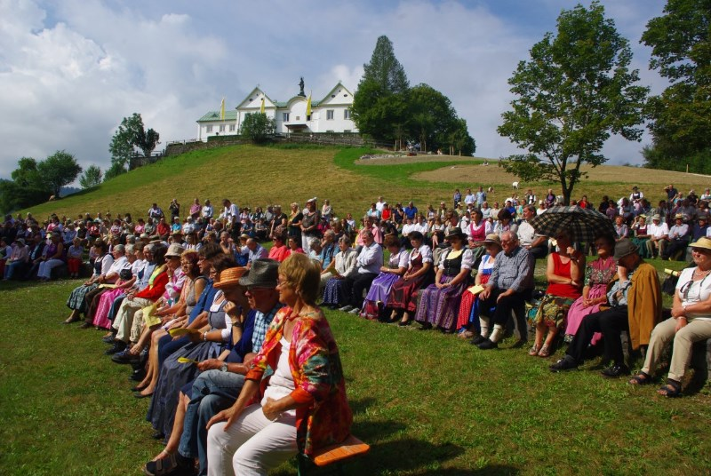 Bilder zu: Urlaub im Franziskaner-Minoriten Kloster Maria Eck