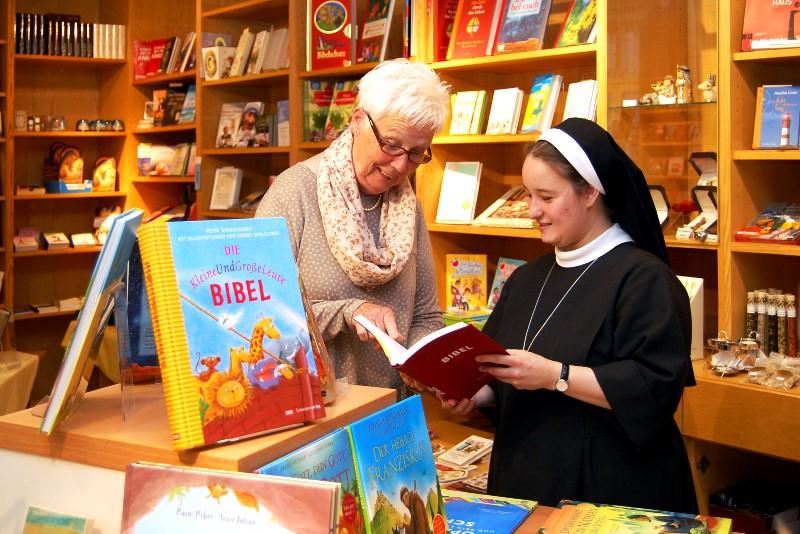 Bilder zu: Crescentia - Klosterladen