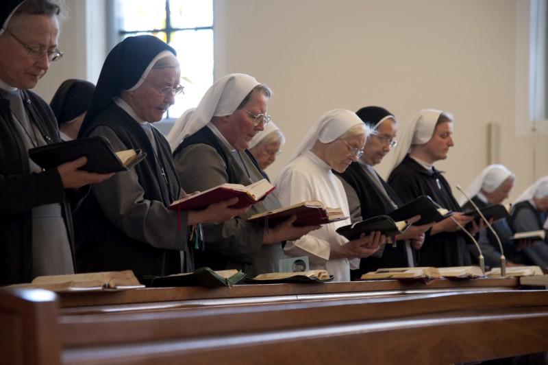 Kloster-Hegne-Stundengebet