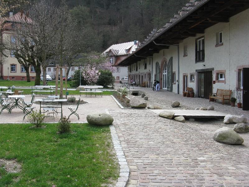 Bilder zu: Abtei Lichtenthal