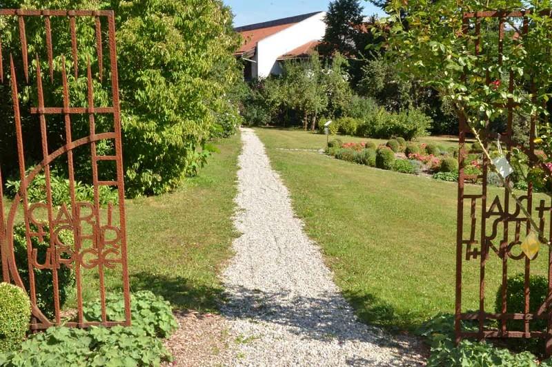 Freising-Pallotti-Haus-Garten
