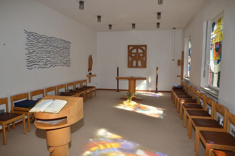 Freising-Pallotti-Haus-Kapelle-Licht