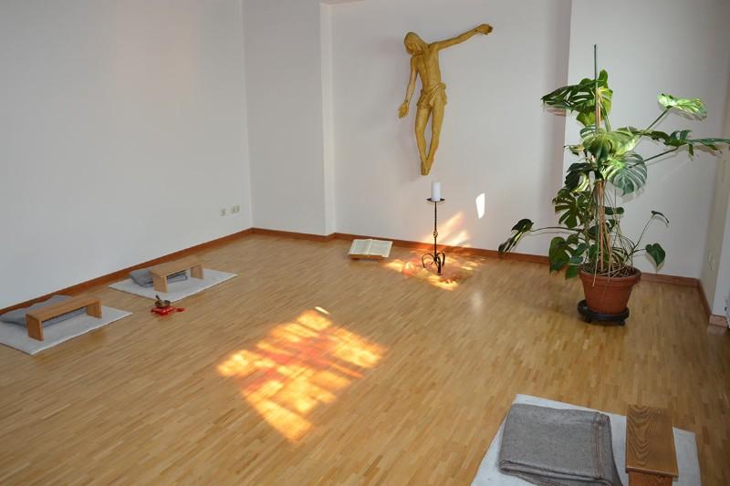... Freising Pallotti Haus Meditationsraum ...