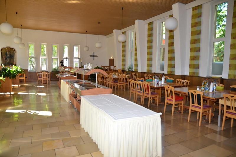 Freising-Pallotti-Haus-Speisesaal