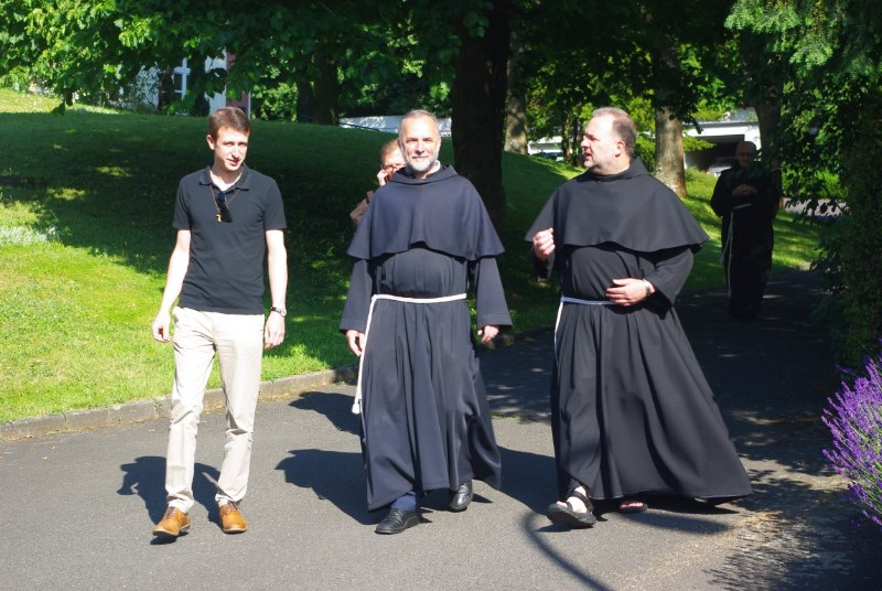 Bilder zu: Franziskaner-Minorit auf Zeit