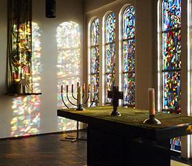 Bilder zu: Ökumenisches Kirchenführungsseminar