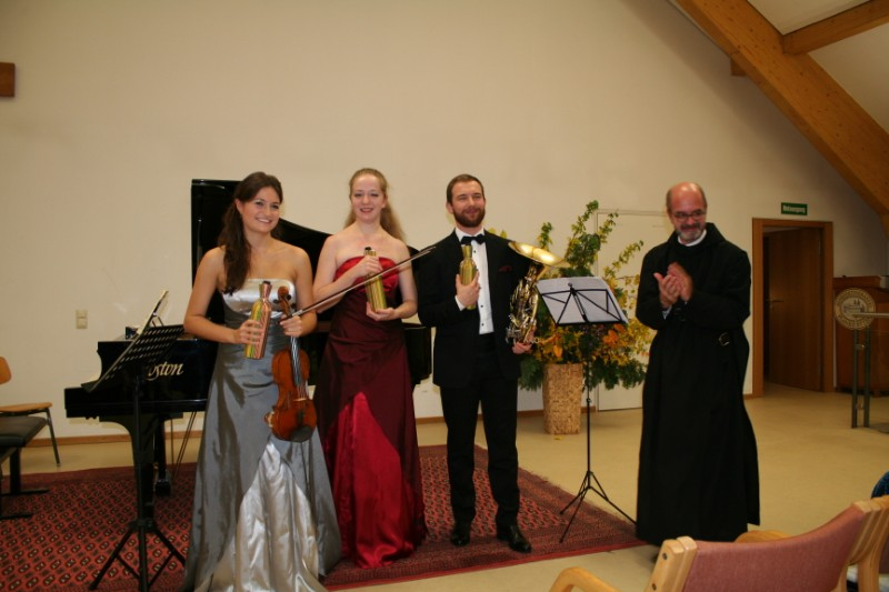 Bilder zu: Klassik im Kloster