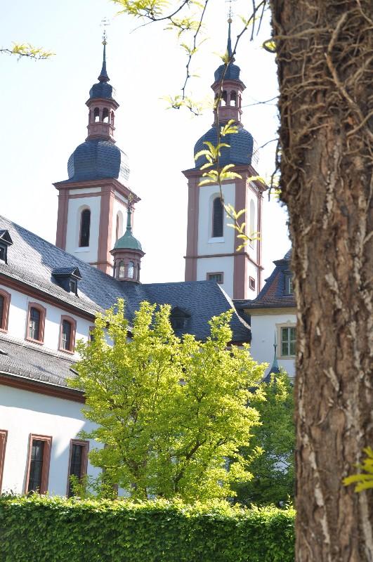 Bilder zu: Auszeit im Kloster Oberzell